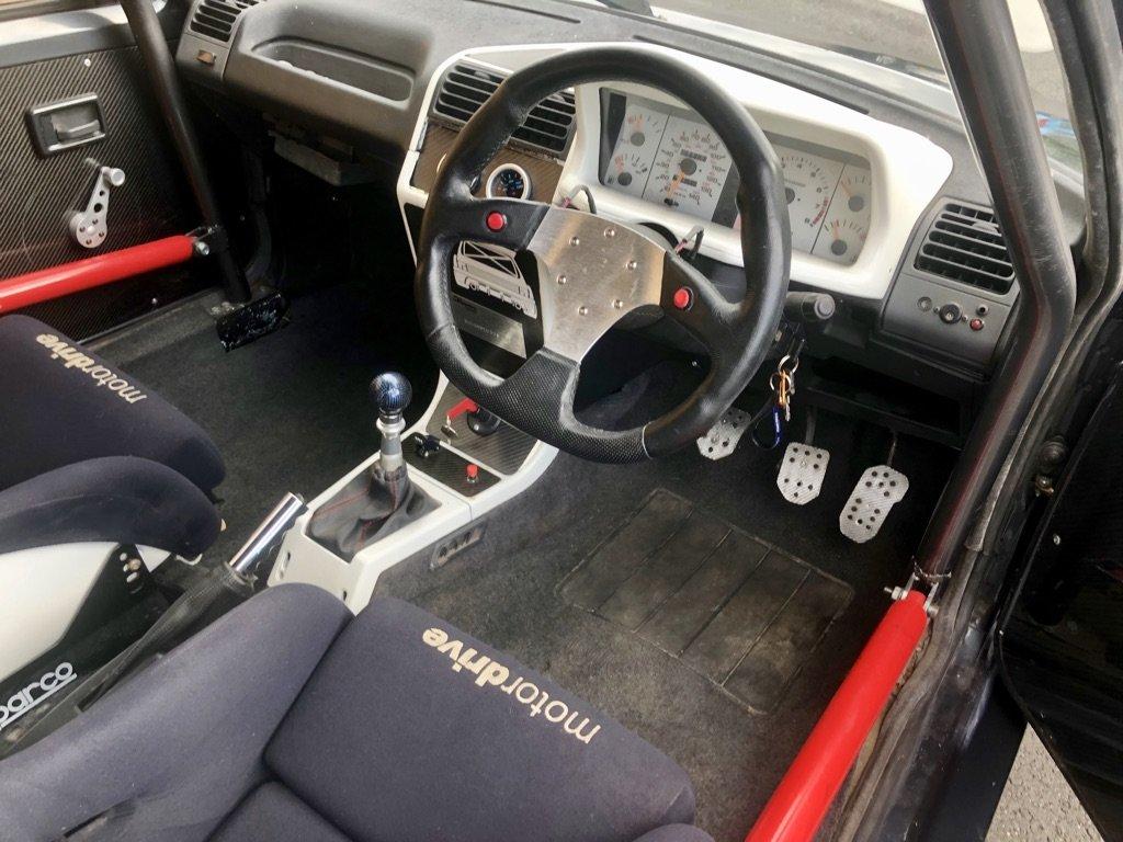 1989 PEUGEOT 205 GTI DIMMA // 3.0L V6 24v For Sale (picture 10 of 10)