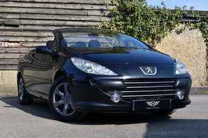 2007 Peugeot 307 CC 2.0 16v S Auto FSH+New Mot+RAC Approved SOLD