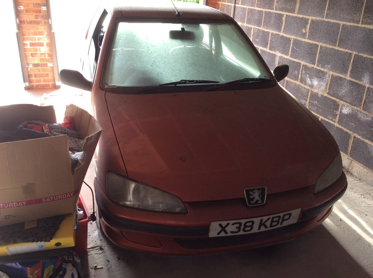 2000 106 Very Dusty Barn Find - needs a bargain hunter SOLD (picture 2 of 6)