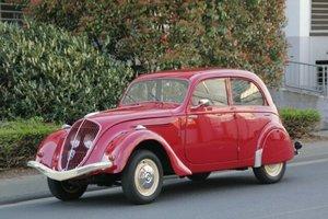 Peugeot 202 Limousine, 1948 SOLD