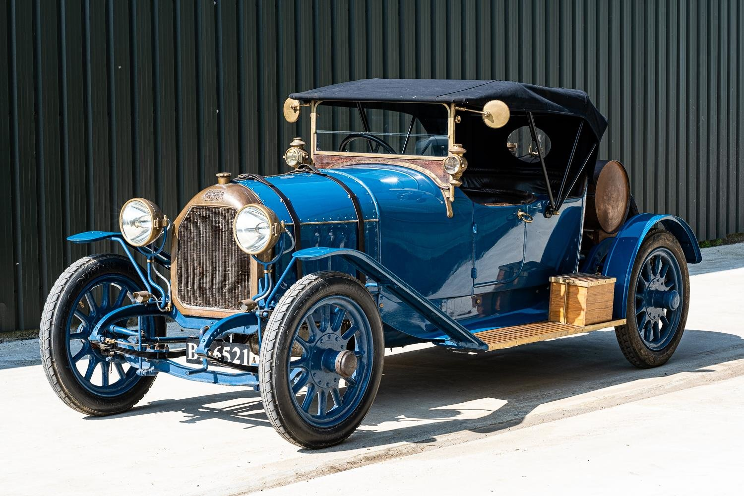 1914 Peugeot 153 For Sale (picture 1 of 6)