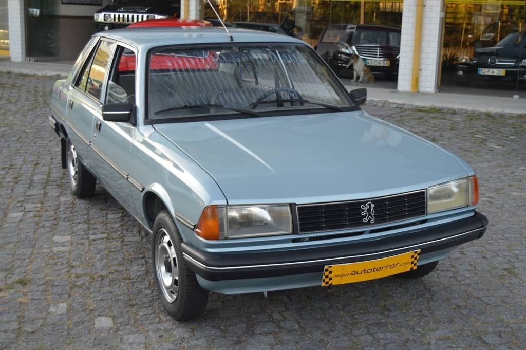 1984 Peugeot 305 GR For Sale (picture 1 of 6)