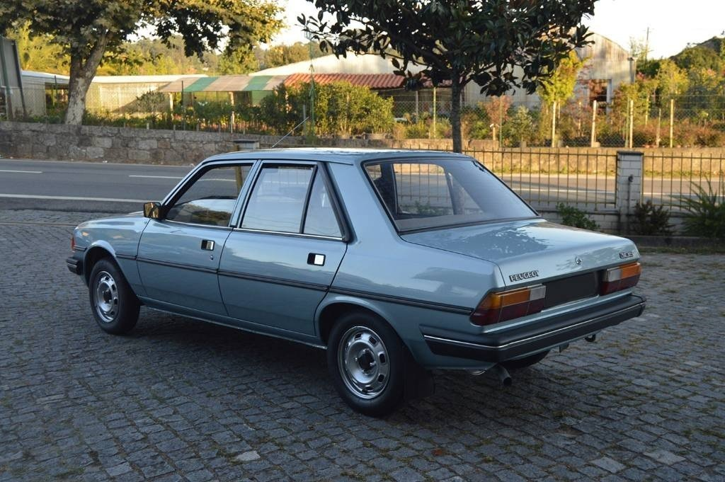 1984 Peugeot 305 GR For Sale (picture 2 of 6)