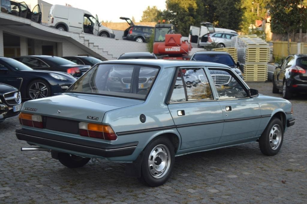 1984 Peugeot 305 GR For Sale (picture 6 of 6)
