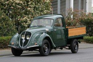 Peugeot 202 UH Pick Up, 1949, 10.900,- Euro