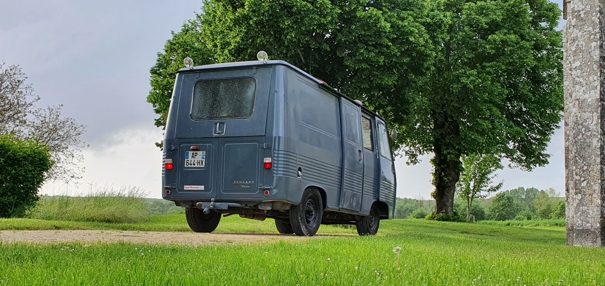 1978 Peugeot J7, retro camper , catering, foodtruck For Sale (picture 3 of 6)