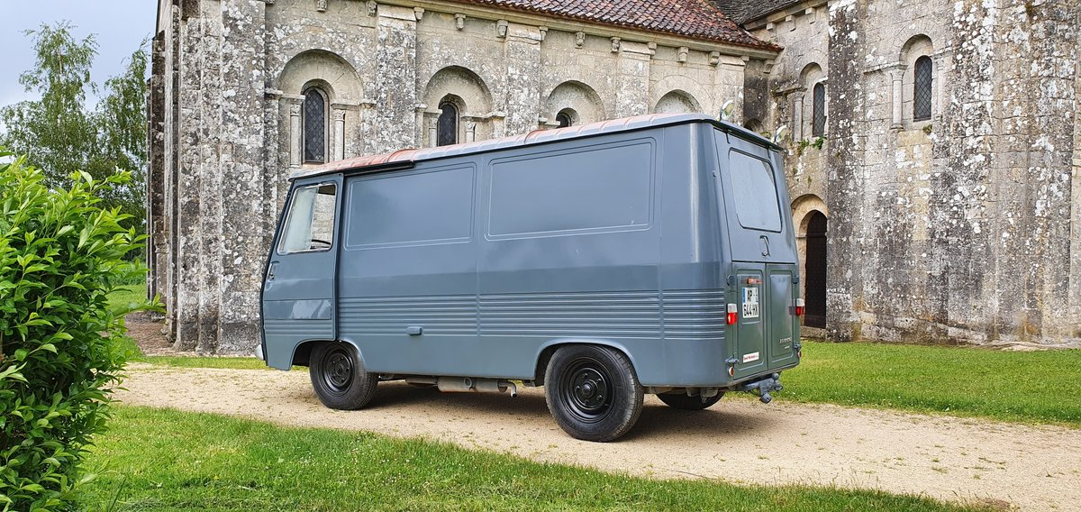 1978 Peugeot J7, retro camper , catering, foodtruck For Sale (picture 4 of 6)