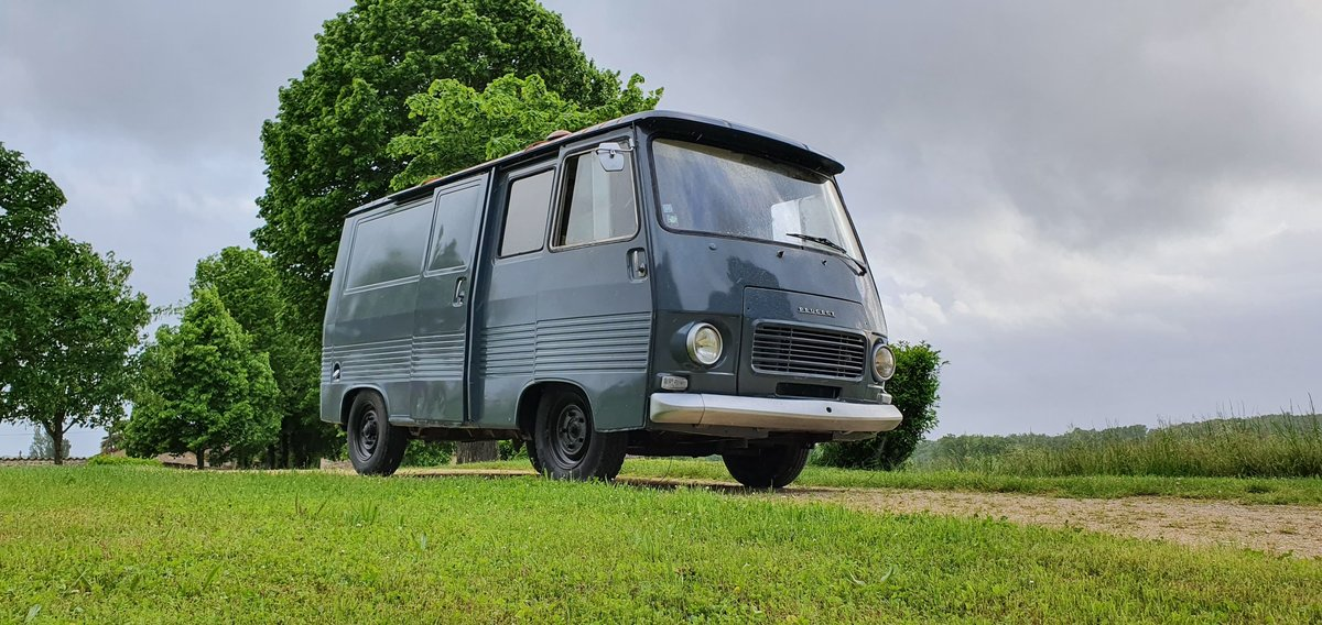 1978 Peugeot J7, retro camper , catering, foodtruck For Sale (picture 5 of 6)