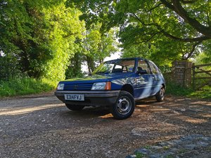 PEUGEOT 205 XE - Reluctant sale of beautiful Peuge