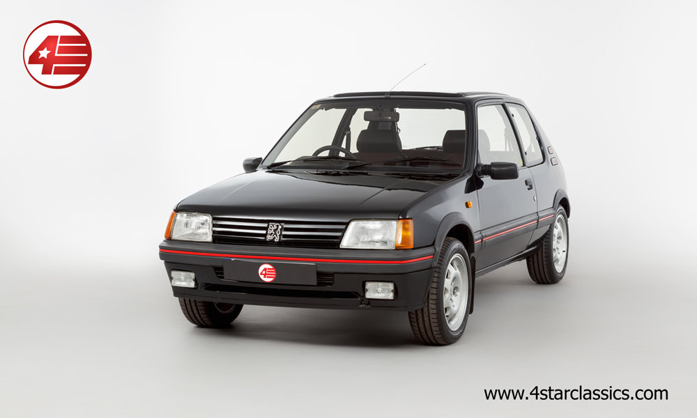 1990 Peugeot 205 GTI 1.9 /// Outstanding /// 64k Miles For Sale (picture 1 of 6)