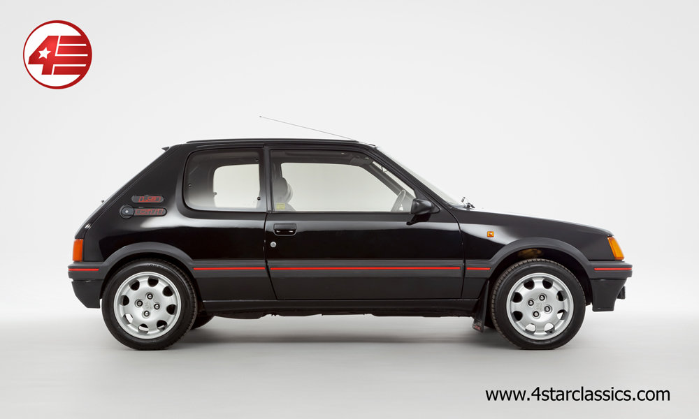 1990 Peugeot 205 GTI 1.9 /// Outstanding /// 64k Miles For Sale (picture 2 of 6)