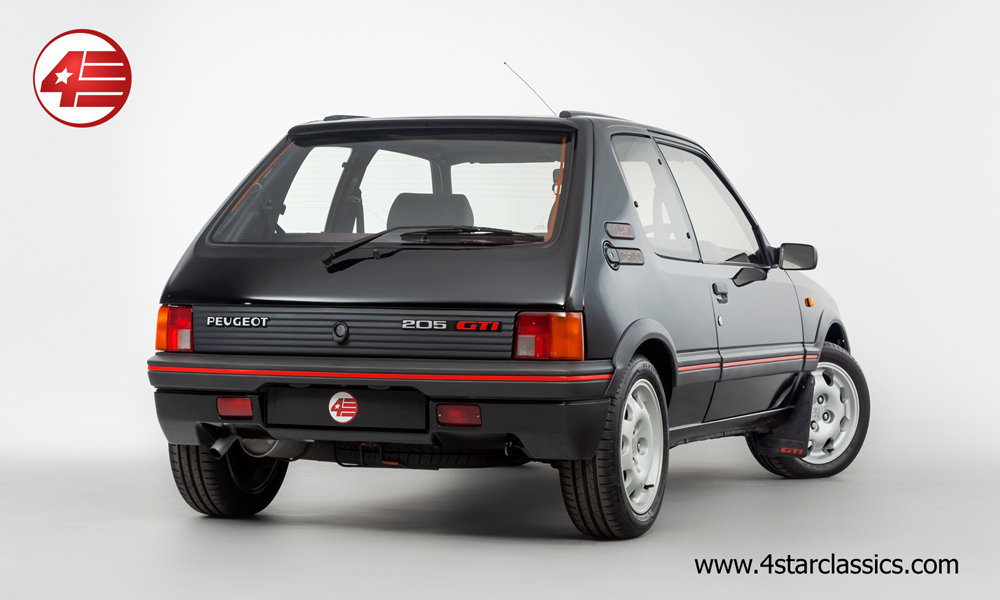 1990 Peugeot 205 GTI 1.9 /// Outstanding /// 64k Miles For Sale (picture 3 of 6)