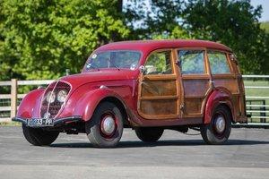 1948 Peugeot Canadienne - Super Rare