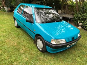 1995 Peugeot 106 Inca