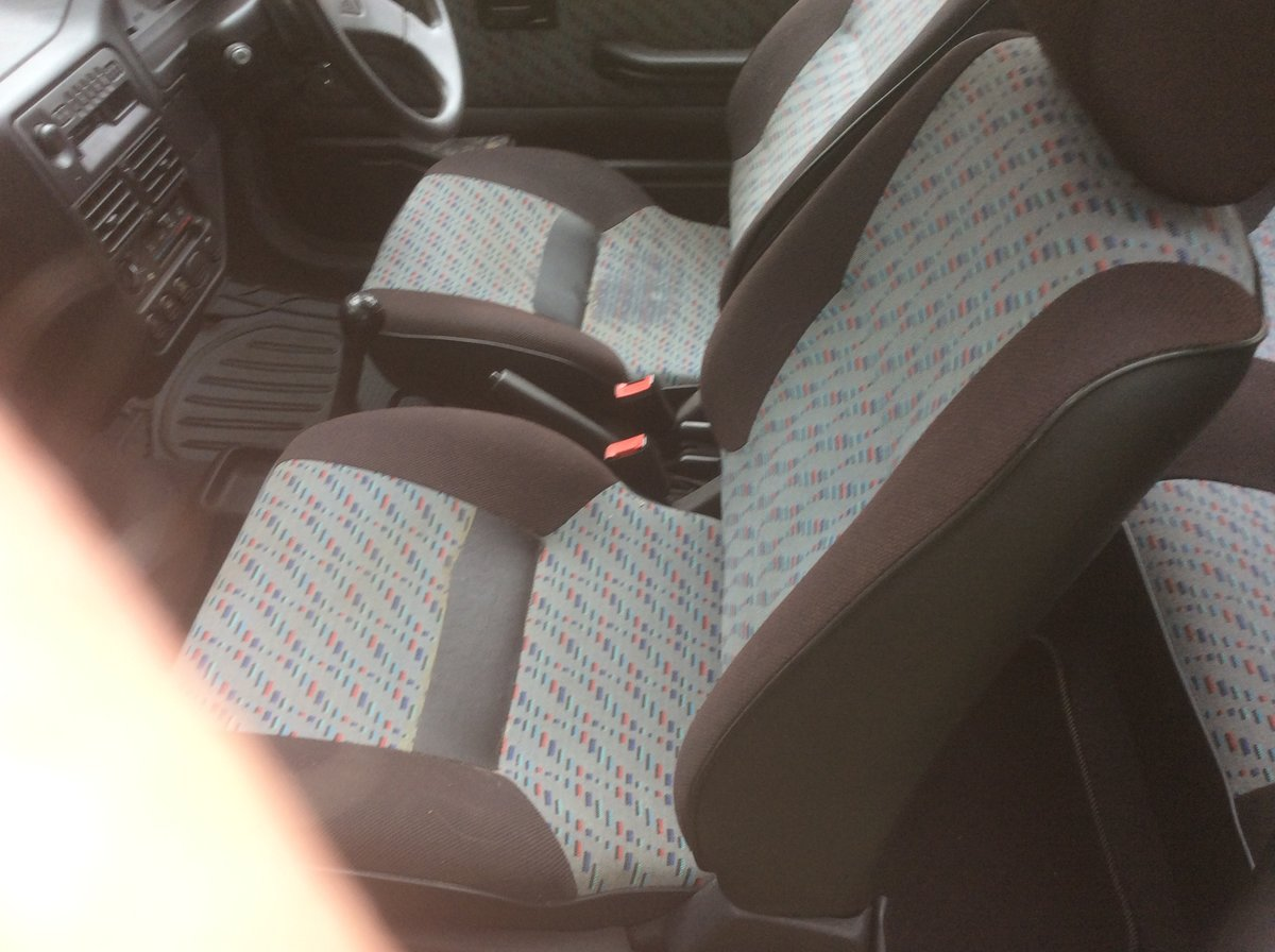 1995 Peugeot 106 Inca For Sale (picture 4 of 6)