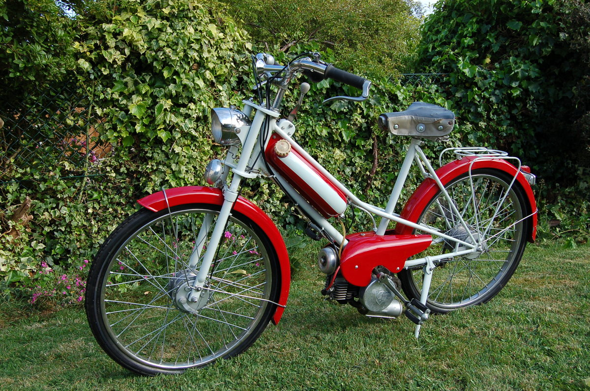 1957 Peugeot 49cc Bima Autocycle - UK registered For Sale (picture 1 of 5)