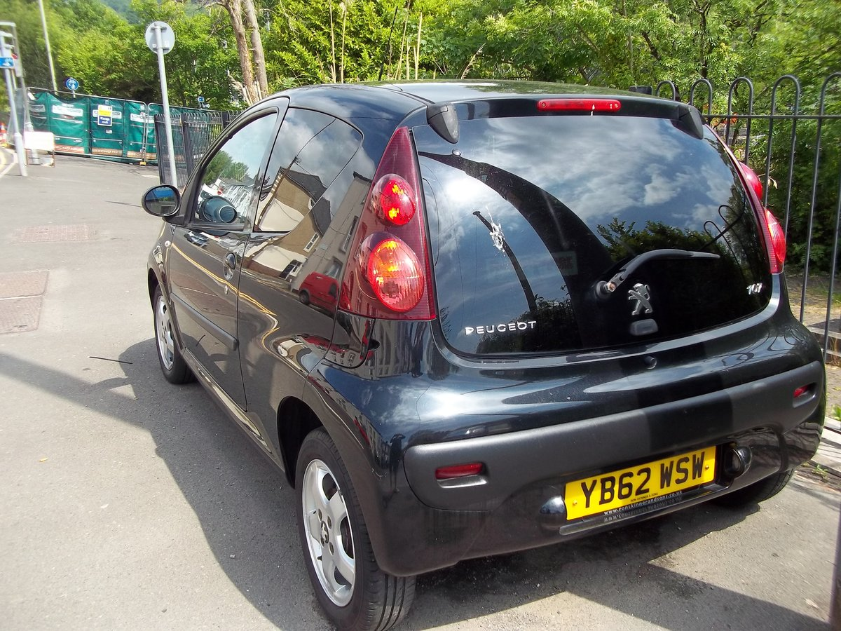 2013 Peugeot 107 Allure 998cc For Sale (picture 2 of 5)