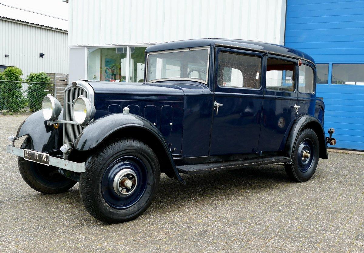 Peugeot 301C Berline 1932 SOLD (picture 1 of 6)