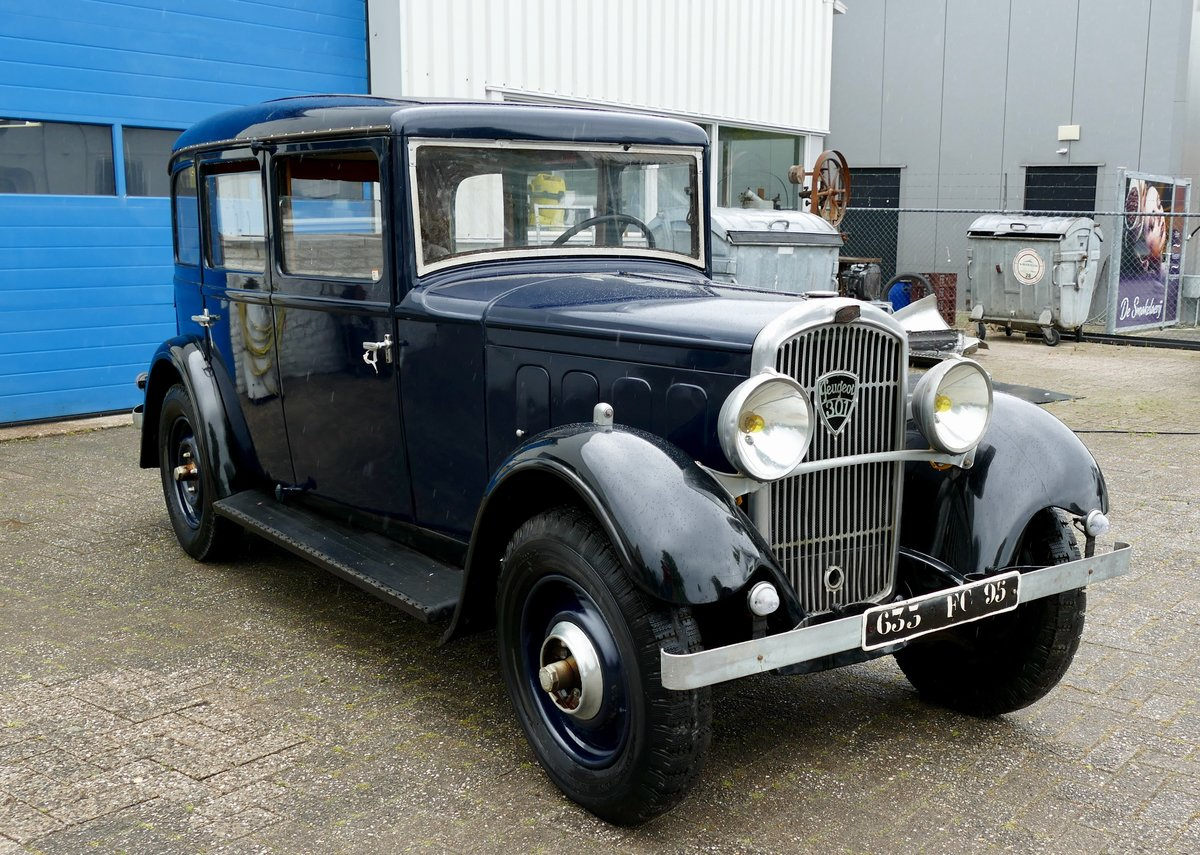 Peugeot 301C Berline 1932 SOLD (picture 2 of 6)