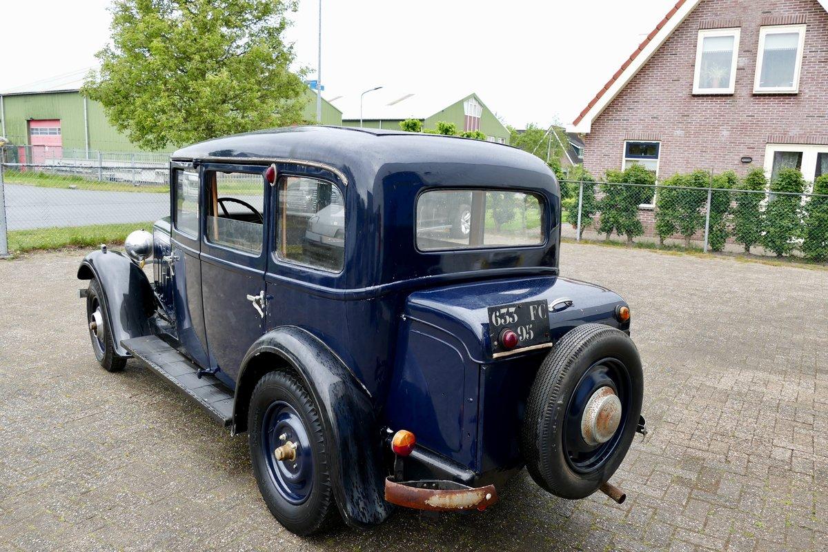 Peugeot 301C Berline 1932 SOLD (picture 3 of 6)