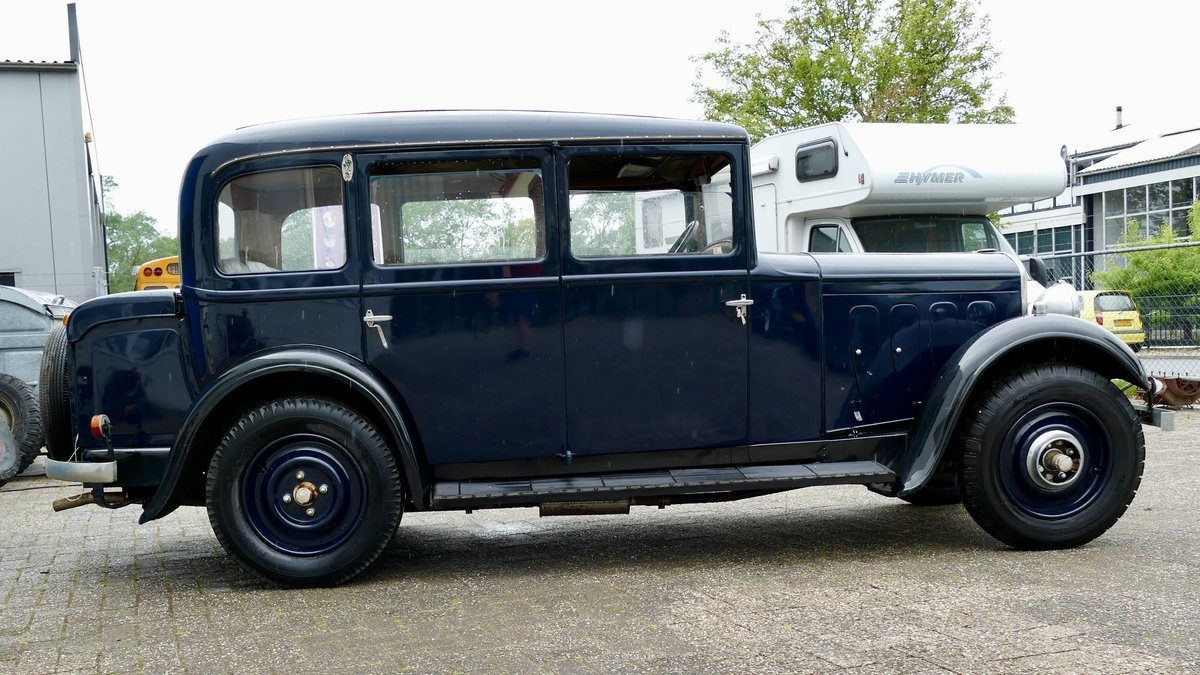 Peugeot 301C Berline 1932 SOLD (picture 4 of 6)
