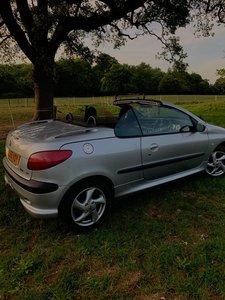 2001 Peugeot 206 CC