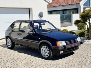 1990 Peugeot 205 GTI 200 made