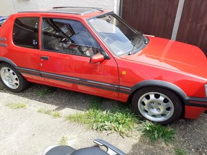 Peugeot 205 Gti 1.9 , Totally Original,Long Mot,
