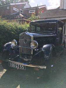 1931 Peugeot 201C 4dr saloon fortunes spent fantas