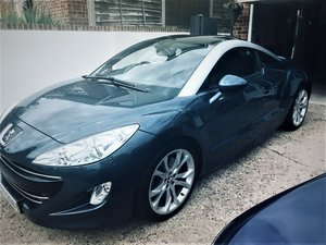 2011 Peugeot RCZ 2.0 GT HDI Diesel 37000 miles from new