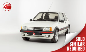 Picture of 1989 Peugeot 205 GTI 1.9 /// Non-Sunroof /// 43k Miles SOLD
