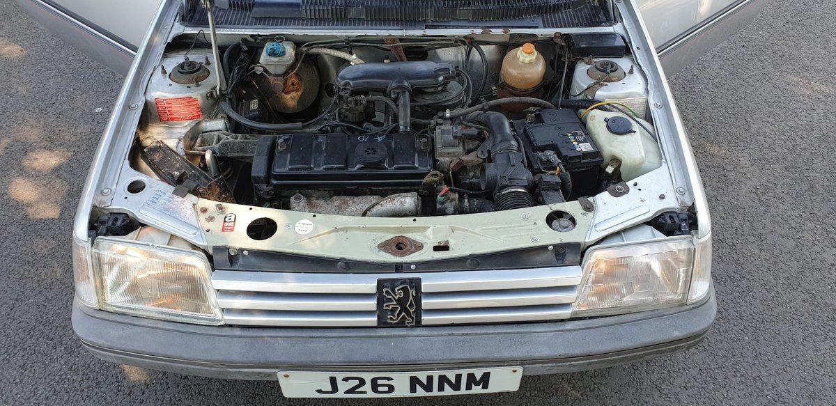 1991 Peugeot 205 Cj Junior 1.4L Cabrio For Sale (picture 6 of 6)