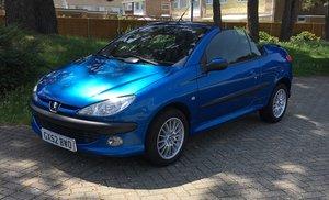2002 Peugeot 206 CC - Stunning