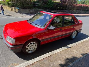1991 309 GTi - only 140 miles from new & 1 Owner For Sale