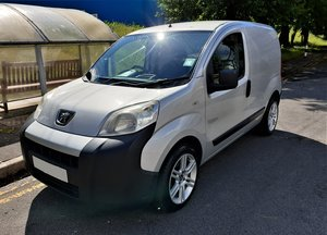 PEUGEOT BIPPER 1.4 DIESEL WITH ONLY 84K  A/C E/W C/L FUL MOT