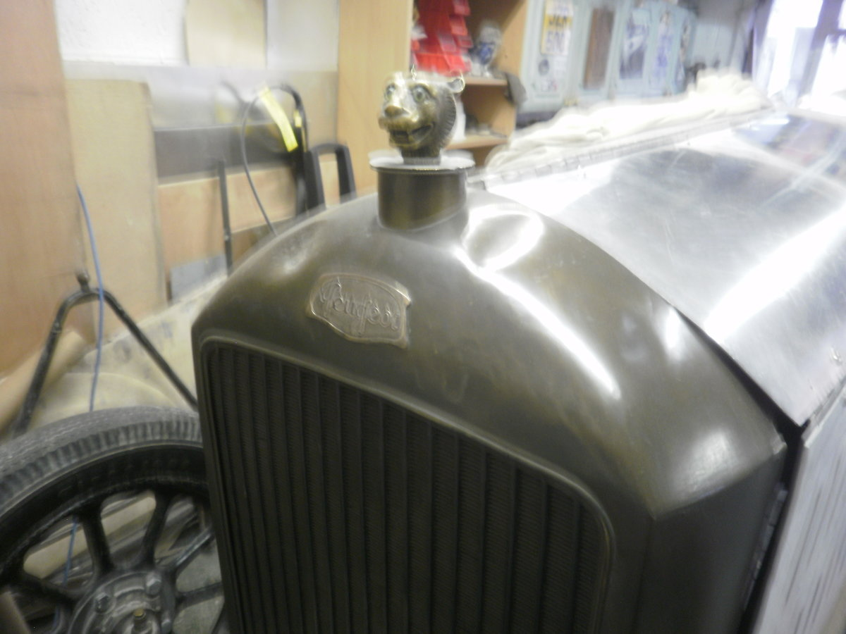 1924 Peugeot Period Sports For Sale (picture 1 of 6)