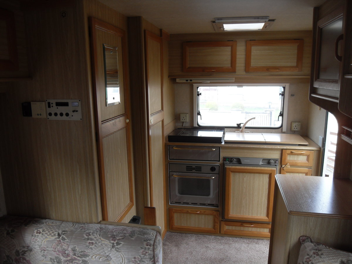 1997 Pergeot Elldis Envoy Motor Home Camper Van For Sale (picture 4 of 6)