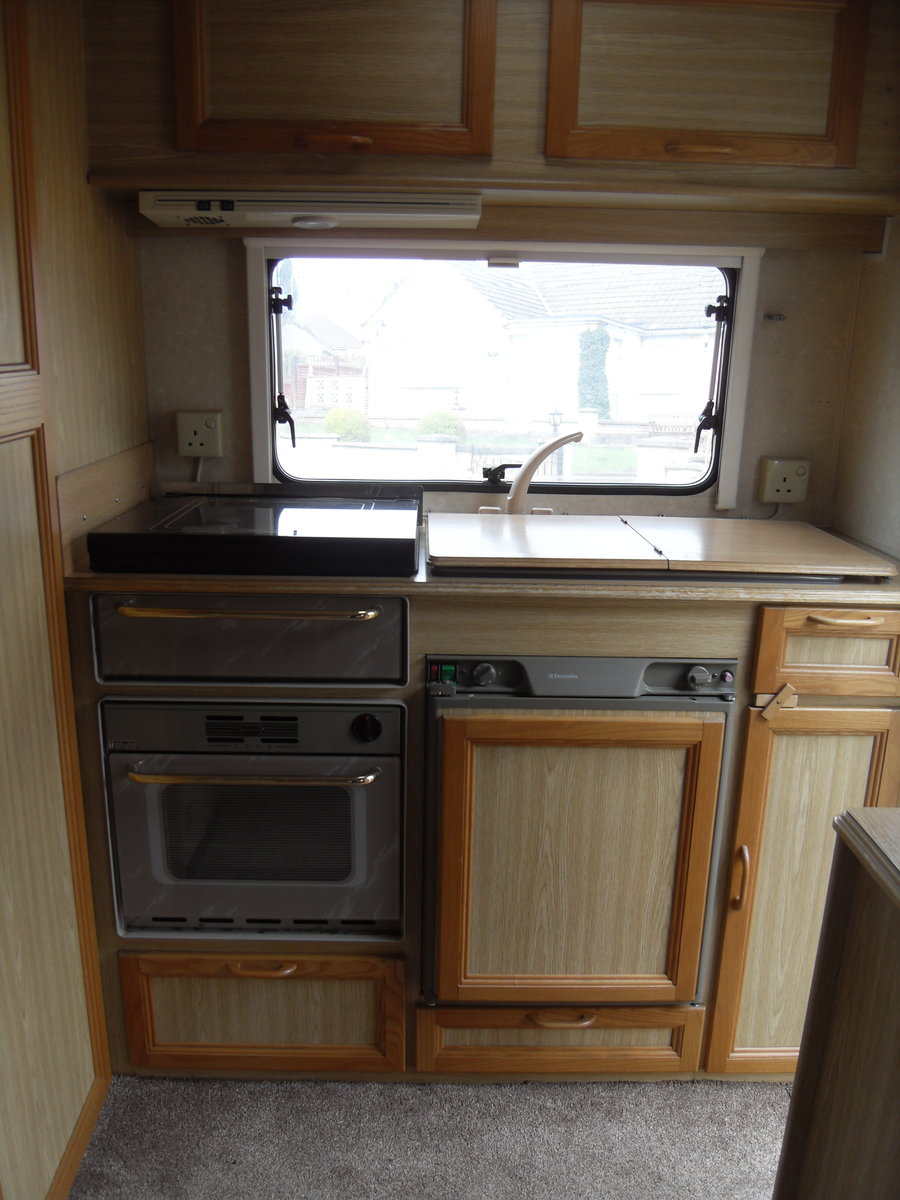 1997 Pergeot Elldis Envoy Motor Home Camper Van For Sale (picture 5 of 6)