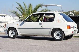 1990 peugeot 205 rallye 1300
