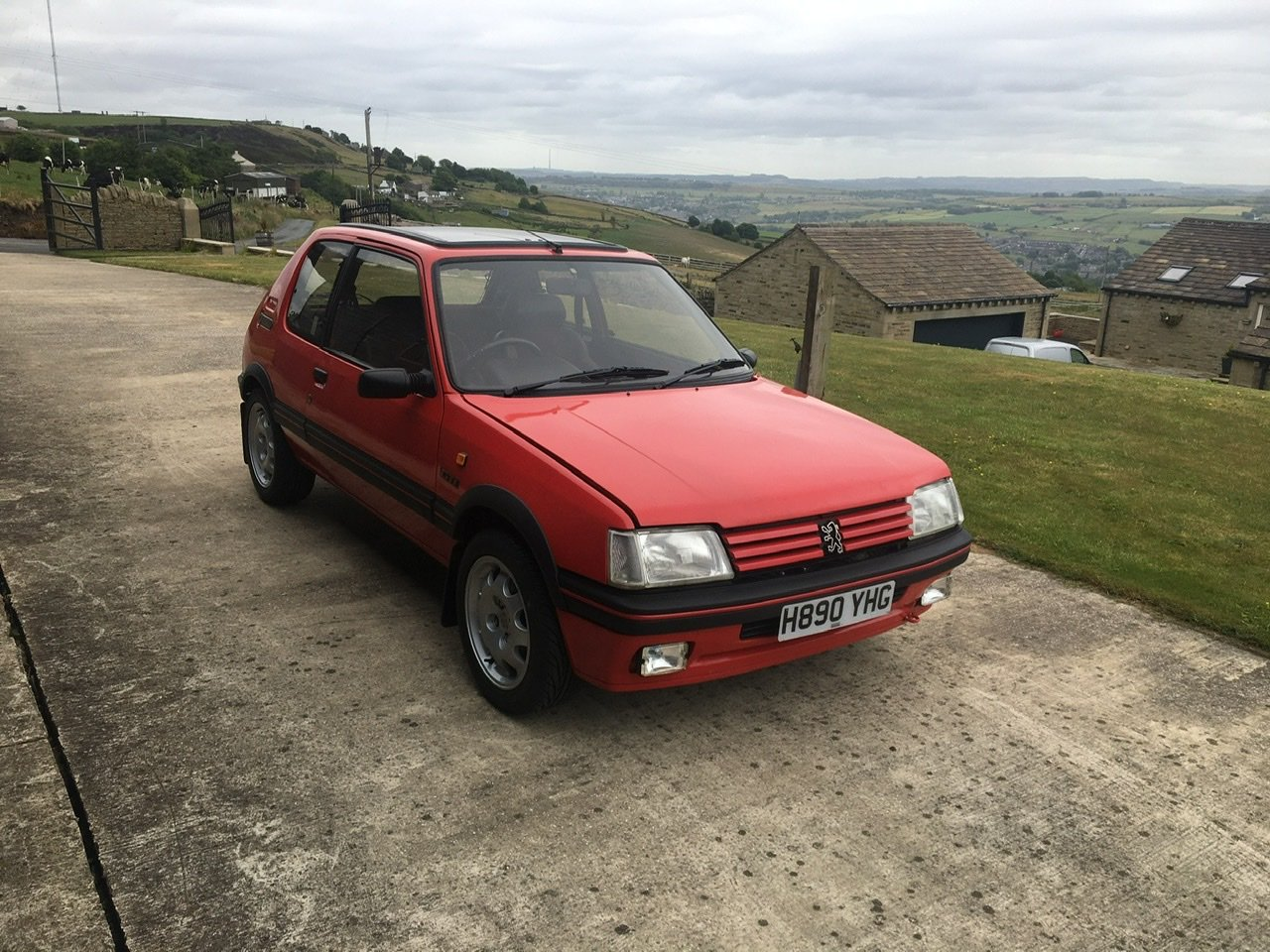 1991 Peugeot 205gti 1.9 SOLD (picture 3 of 6)