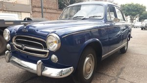 1956 Peugeot 403 with just 126000 kms !!
