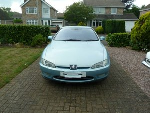 2002 Peugeot 406 Coupe - Modern Classic - NOW SOLD