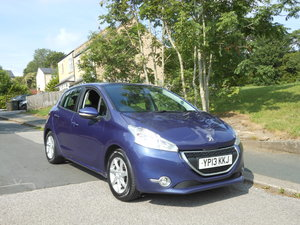 2013 Peugeot 208 1.2 VTI Active 5DR 1 Owner + FSH + £20 Tax SOLD