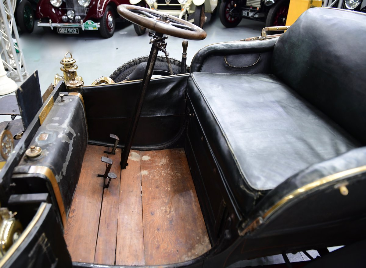 1902 PEUGEOT 5½HP BÉBÉ TWO-SEAT RUNABOUT For Sale (picture 4 of 6)