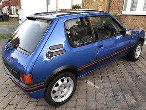 205 GTI 1.9 in great condition