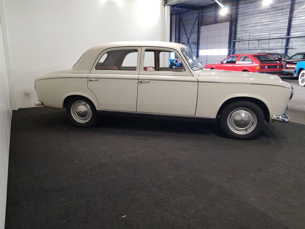 Peugeot 403 B7 1963 four-door sedan For Sale (picture 4 of 6)