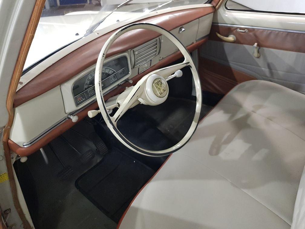 Peugeot 403 B7 1963 four-door sedan For Sale (picture 5 of 6)