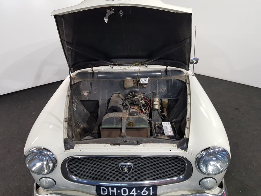 Peugeot 403 B7 1963 four-door sedan For Sale (picture 6 of 6)