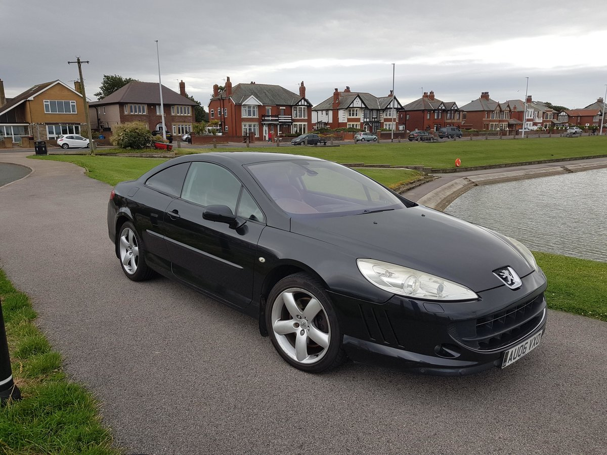 2006 Peugeot 407 GT HDI 2.7 For Sale (picture 3 of 4)