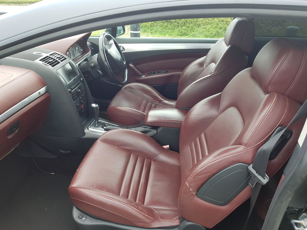 2006 Peugeot 407 GT HDI 2.7 For Sale (picture 4 of 4)